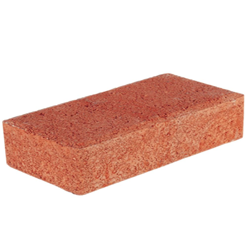 Holland 7.87 in. L x 3.94 in. W x 1.77 in. H 45 mm Terra Cotta Concrete Paver (672-Piece/145 sq. ft./Pallet)